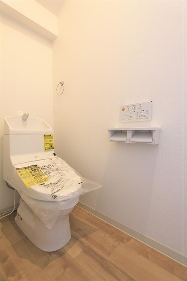 (A号地)トイレ