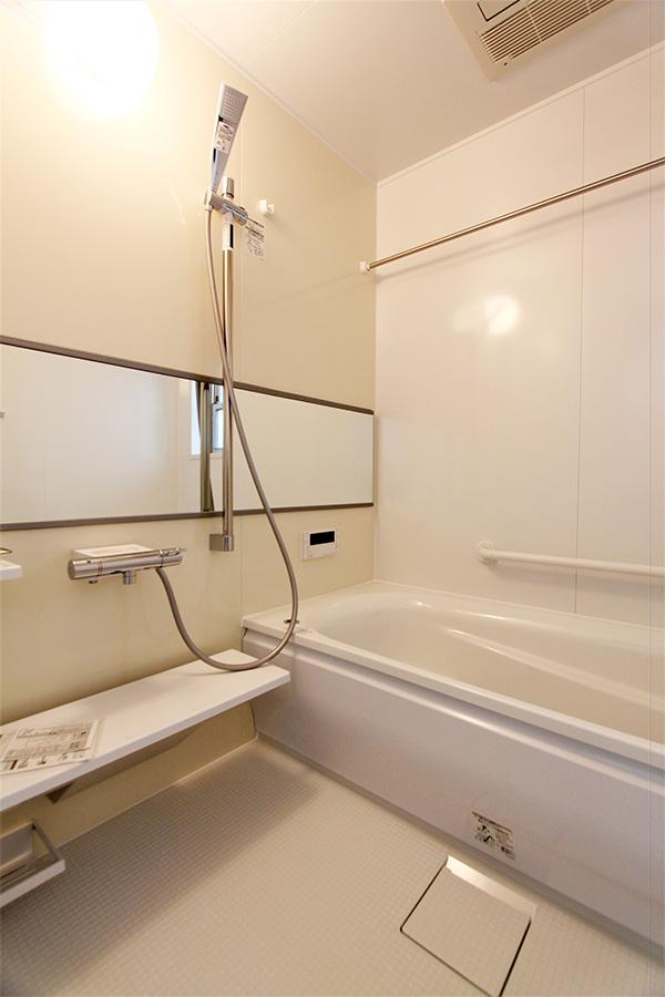 豊中上新田(2号地)浴室