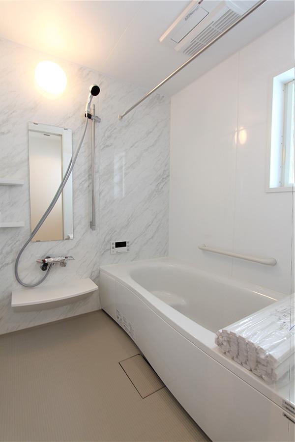 (B号地)浴室