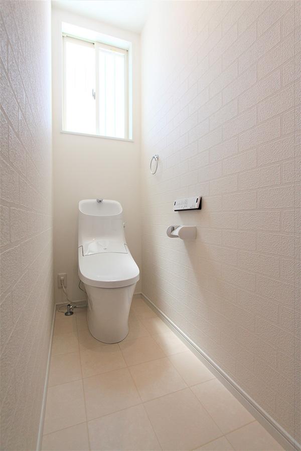 (B号地)トイレ