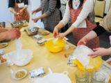親子で手ごねパン教室~夏野菜たっぷりのナンドック~