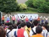 大阪大学の学生による催し 夏まつり