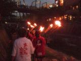 第15回まんどろ火祭り