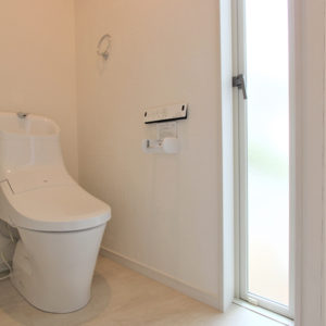 A号地 WC